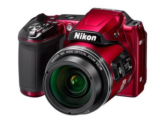 Фотоапарат Nikon Coolpix L840 Red