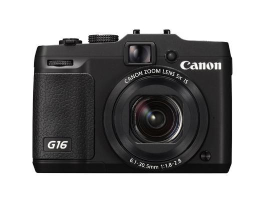 Фотоапарат Canon PowerShot G16