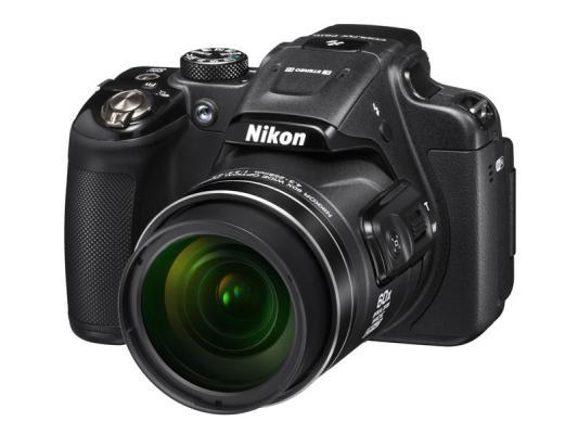 Фотоапарат Nikon Coolpix P610 Black