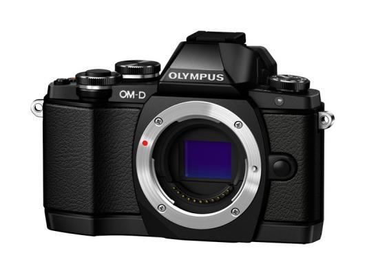 Фотоапарат Olympus OM-D E-M10 Black тяло