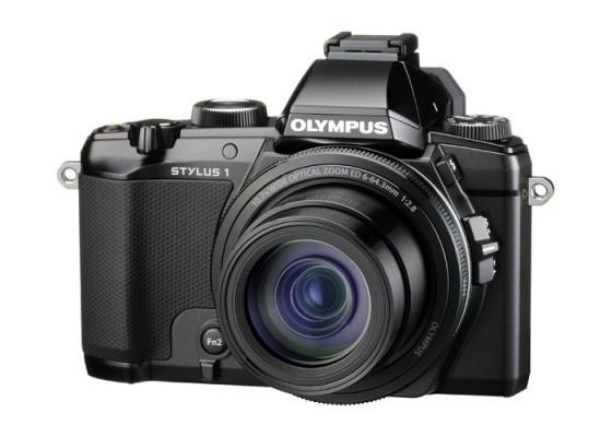 Фотоапарат Olympus Stylus-1 Black