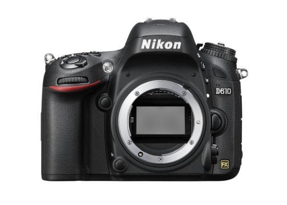 Фотоапарат Nikon D610 тяло