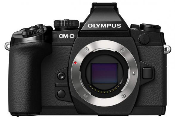 Фотоапарат Olympus OM-D E-M1 Body Black