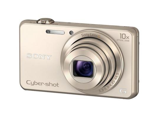 Фотоапарат Sony Cyber-Shot DSC-WX220 Gold