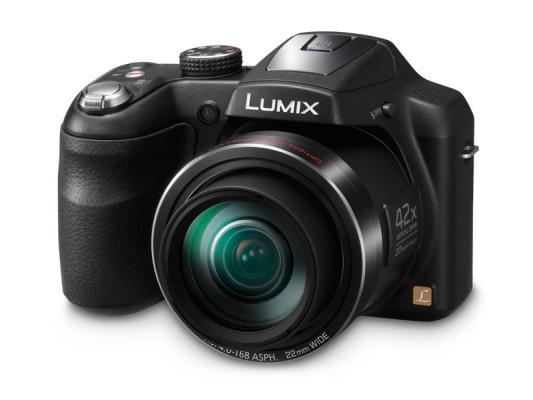 Фотоапарат Panasonic Lumix DMC-LZ40 Black
