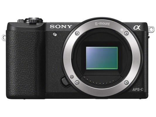 Фотоапарат Sony Alpha A5100 (Black) Body