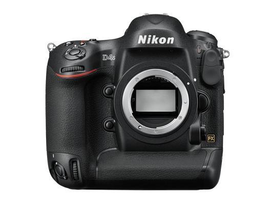 Фотоапарат Nikon D4s Body
