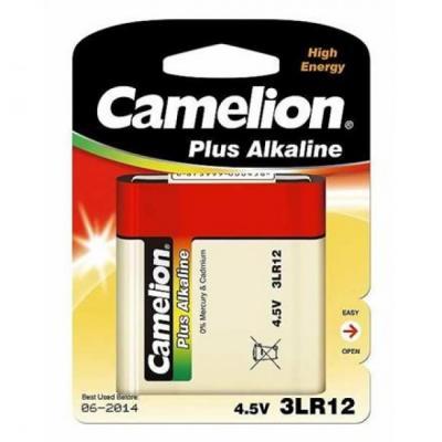 Алкална Батерия Camelion Plus 3LR12 (4.5V)