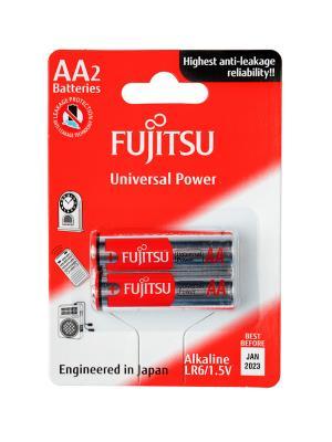 Алкални батерии AA Fujitsu Universal Power (LR06) 2бр