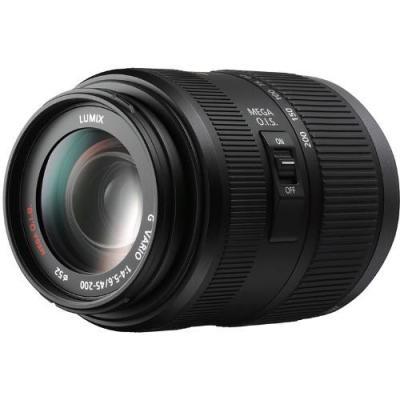 Обектив Panasonic LUMIX G VARIO 45-200mm f/4.0-5.6 II POWER O.I.S.