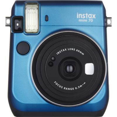Моментален фотоапарат Fujifilm Instax mini 70 Blue