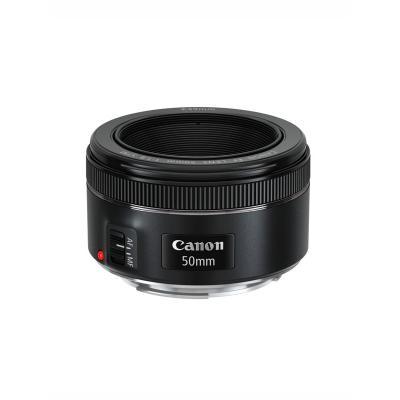 Обектив Canon EF 50mm f/1.8 STM