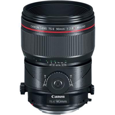 Обектив Canon TS-E 90mm f/2.8L Macro