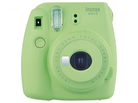 Моментален фотоапарат Fujifilm Instax Mini 9 Lime Green