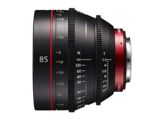 Обектив Canon CN-E 85mm T1.3L F