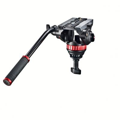 Видеоглава Manfrotto MVH502A с 75мм полусфера