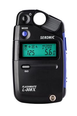 Светломер Sekonic L-308X FlashMate