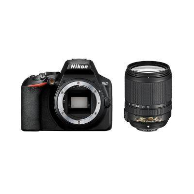 Фотоапарат Nikon D3500 Black + Обектив Nikon AF-S DX Nikkor 18-140mm f/3.5-5.6G ED VR