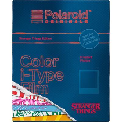 Моментален филм Polaroid i-Type Color - Stranger Things Edition