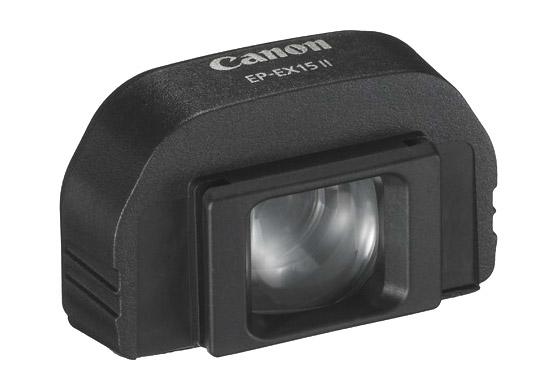 Удължител за визьор Canon EP-EX15 II