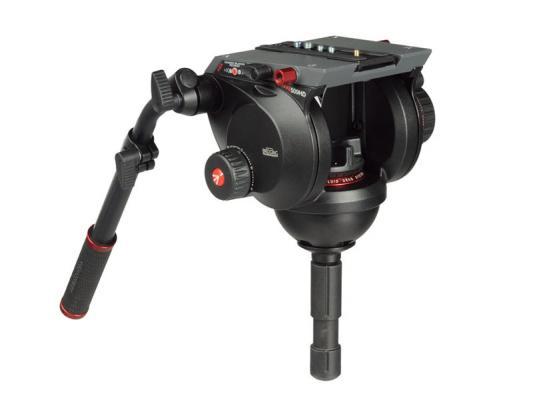 Видеоглава Manfrotto Pro Video Head 100 (509HD)
