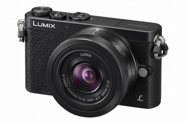 Фотоапарат Panasonic Lumix DMC-GM1 Black kit (G 12-32mm MEGA OIS Black)