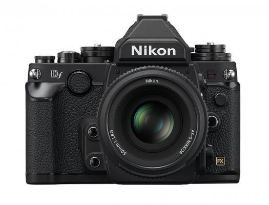 Фотоапарат Nikon Df Black тяло + Обектив Nikon AF-S Nikkor 50mm f/1.8G Special Edition