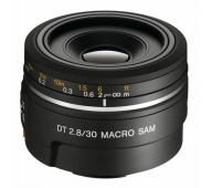 Обектив Sony AF DT 30mm F/2.8 Macro