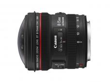 Обектив Canon EF 8-15mm f/4L USM Fisheye