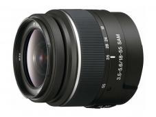 Обектив Sony AF DT 18-55mm F/3.5-5.6 SAM