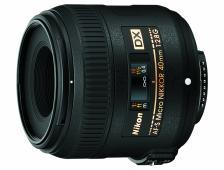 Обектив Nikon AF-S DX MICRO Nikkor 40mm f/2.8G