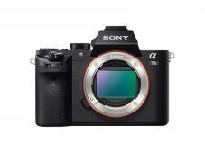 Фотоапарат Sony Alpha A7 II Body + Обектив Sony FE 50mm f/1.8