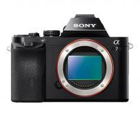 Фотоапарат Sony Alpha A7 Body