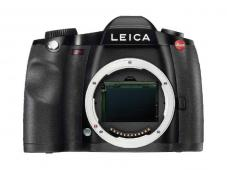 Фотоапарат Leica S Black body