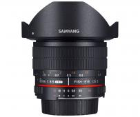 Обектив Samyang 8mm f/3.5 UMC Fish-Eye CS II за Fujifilm X-mount