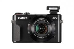 Фотоапарат Canon PowerShot G7 X Mark II + Памет SDHC SanDisk Ultra 32GB (80MB/s)