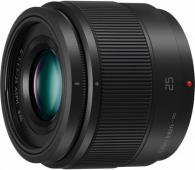 Обектив Panasonic Lumix G 25mm f/1.7 ASPH Black