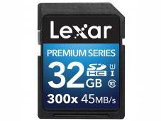 Памет SDHC Lexar Premium 32GB UHS-I U1 C10 45MB/s