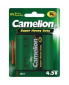 Усилена алкална батерия Camelion Green 3R12 (4.5V)