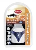 Адаптер Hahnel All in One Travel (EU-USA-AUS-UK)