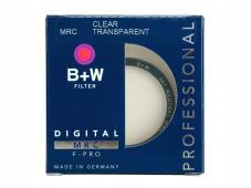 Филтър B+W F-Pro 007 Clear filter MRC 49mm