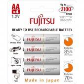 Акумулаторни батерии AA Fujitsu 1900mAh (4бр.)