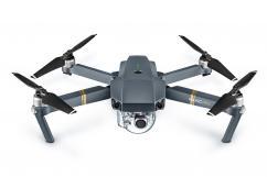 Комплект DJI Mavic Pro Fly More Combo + FPV очила DJI Goggles
