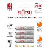 Акумулатори батерии AAA Fujitsu 750mAh (4бр.)