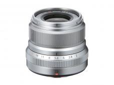 Обектив Fujifilm Fujinon XF 23mm F/2 R WR Silver