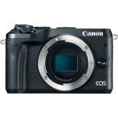 Фотоапарат Canon EOS M6 тяло Black