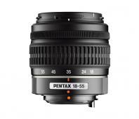 Обектив Pentax SMC DA 18-55mm f/3.5-5.6 AL (Bulk)