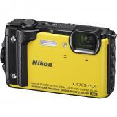 Фотоапарат Nikon COOLPIX W300 Yellow + ВОДОУСТОЙЧИВА РАНИЦА