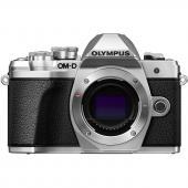Фотоапарат Olympus OM-D E-M10 Mark III Silver тяло