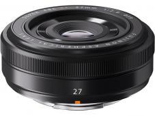 Обектив Fujifilm Fujinon XF 27mm F/2.8 Black